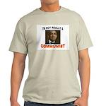 OBAMA COMMUNIST Light T-Shirt