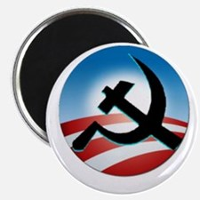 """OBAMA COMMUNIST 2.25"""" Magnet (10 pack)"""