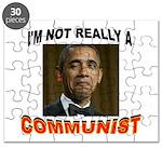 OBAMA COMMUNIST Puzzle