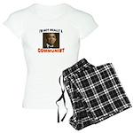 OBAMA COMMUNIST Women's Light Pajamas