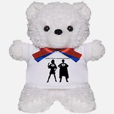 2012 ASA Walk Teddy Bear