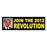 OBAMA COMMUNIST Sticker (Bumper)