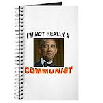 OBAMA COMMUNIST Journal