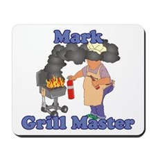 Grill Master Mark Mousepad
