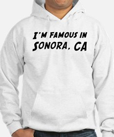 Famous in Sonora Hoodie