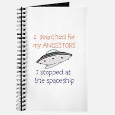 Genealogy Spaceship Journal