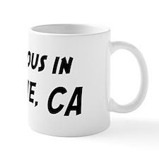 Famous in La Verne Mug