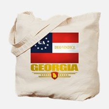 Georgia Deo Vindice Tote Bag