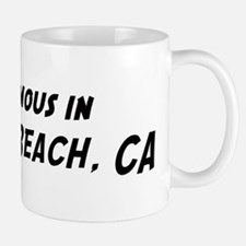 Famous in La Selva Beach Mug