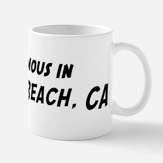 Famous in La Selva Beach Mug