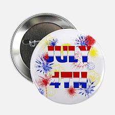 "Celebrate July 4th 2.25"" Button"