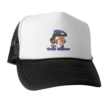 Grill Master Mike Trucker Hat