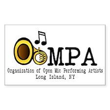 OOMPA Bumper Stickers
