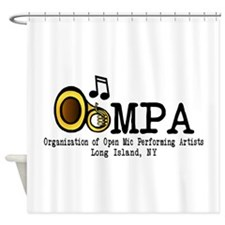 OOMPA Shower Curtain