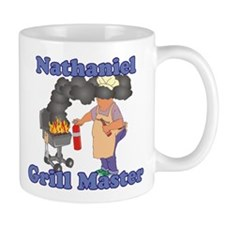 Grill Master Nathaniel Mug