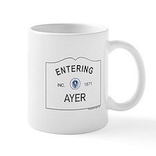 Ayer Mug