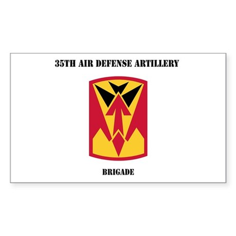 SSI - 35th Air Defense Artillery Brigade with Text