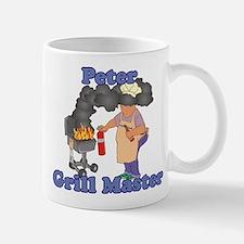 Grill Master Peter Mug