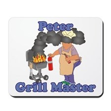 Grill Master Peter Mousepad