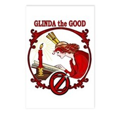 Glinda the Good Postcards (Package of 8)