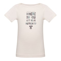 Where Do You Get Your Nutrients? Tee