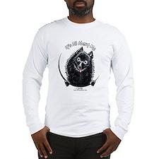 Schipperke IAAM Long Sleeve T-Shirt