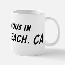Famous in Solana Beach Mug