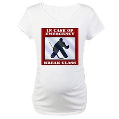Emergency Hockey Goalie Shirt