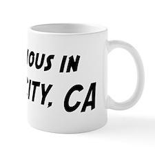 Famous in Raisin City Mug