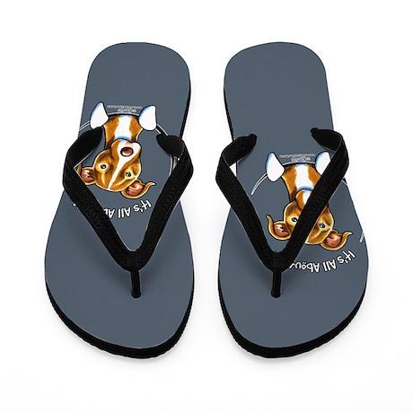Pit Bull IAAM Flip Flops