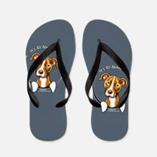Pit Bull All About Me Flip Flops