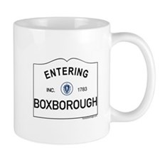 Boxborough Mug