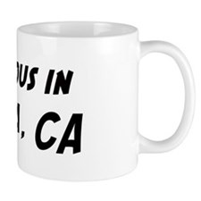 Famous in La Jolla Small Mug