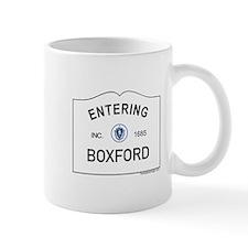 Boxford Mug