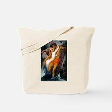 Leighton - Fisherman & Siren Tote Bag