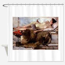 Alma-Tadema - Tepidarium Shower Curtain