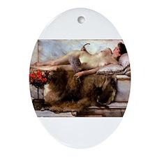 Alma-Tadema - Tepidarium Ornament (Oval)