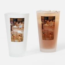 Alma-Tadema - Fav. Custom Drinking Glass