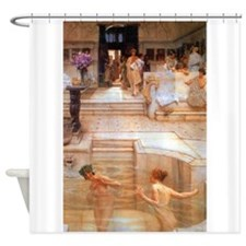 Alma-Tadema - Fav. Custom Shower Curtain