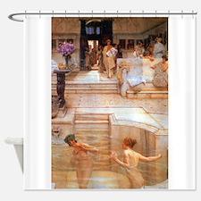 Alma-Tadema - Fav. Custom Shower Curtain