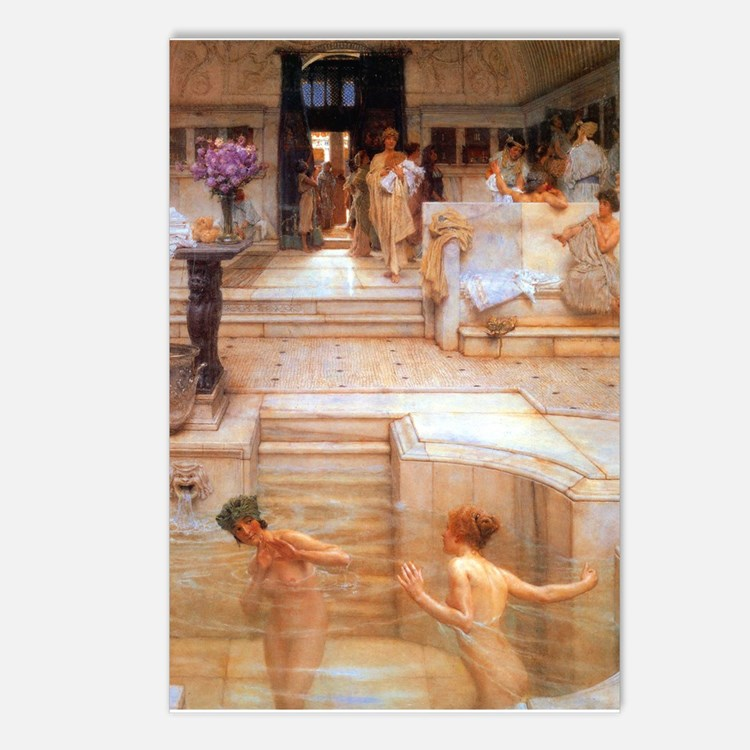 Alma-Tadema - Fav. Custom Postcards (Package of 8)