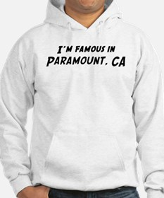 Famous in Paramount Hoodie