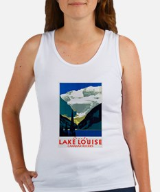 Canada Travel Poster 6 Women's Tank Top