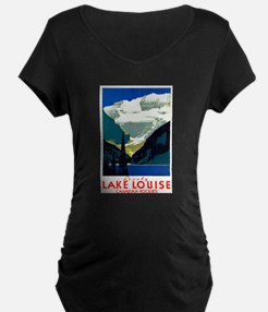 Canada Travel Poster 6 T-Shirt