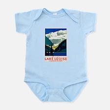 Canada Travel Poster 6 Infant Bodysuit