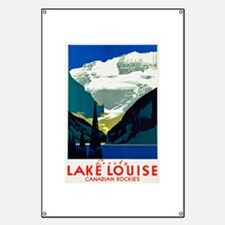 Canada Travel Poster 6 Banner