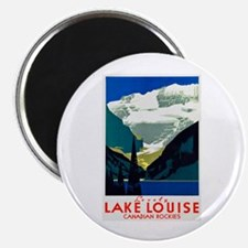 """Canada Travel Poster 6 2.25"""" Magnet (10 pack)"""