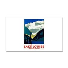 Canada Travel Poster 6 Car Magnet 20 x 12