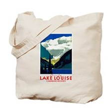Canada Travel Poster 6 Tote Bag
