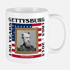 David Birney - Gettysburg (1863-2013) Mug